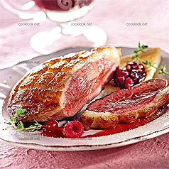 magret-de-canard-aux-fruits-rouges