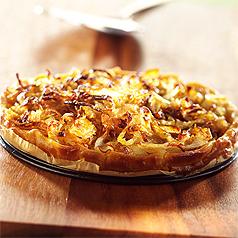 Cooklook.net : photo recette de cuisine tatin aux oignons